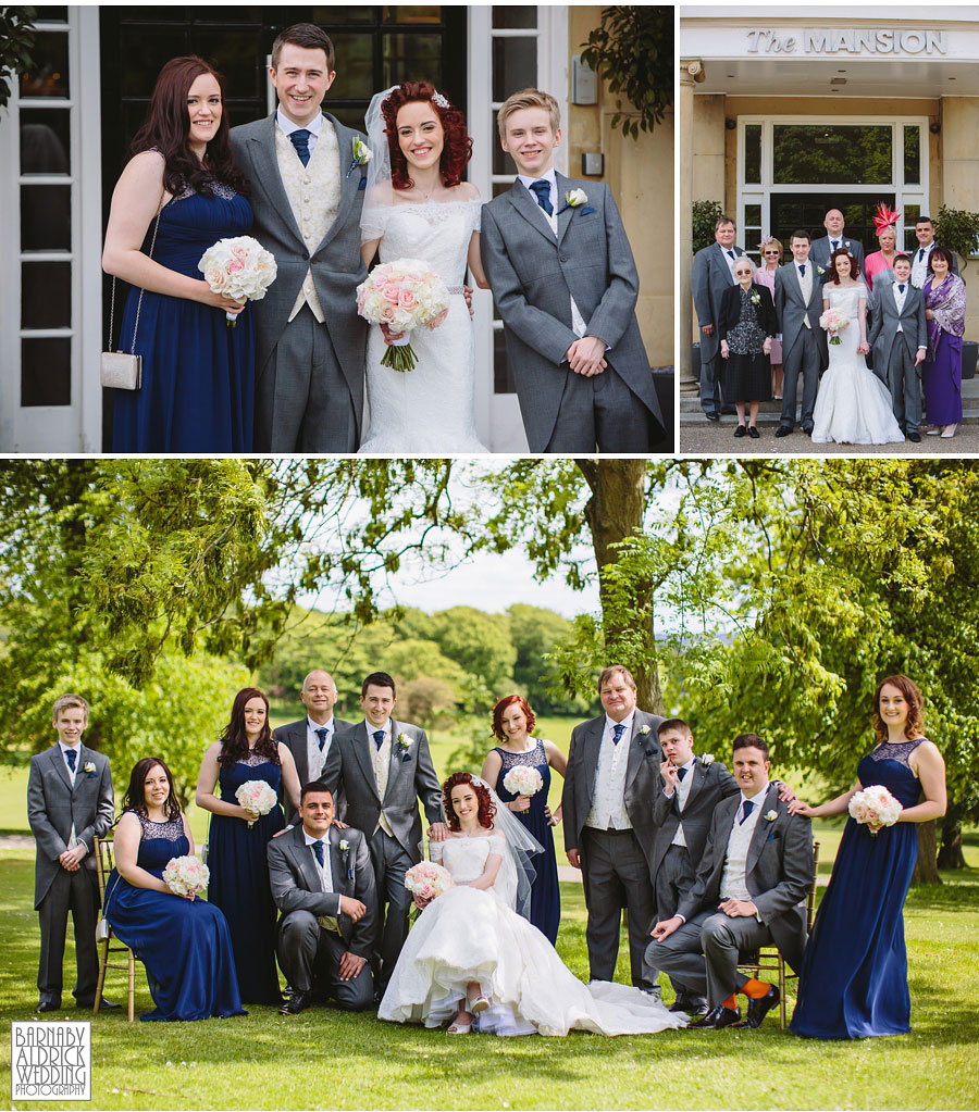 The Mansion in Roundhay Park Leeds Wedding Photographer 040