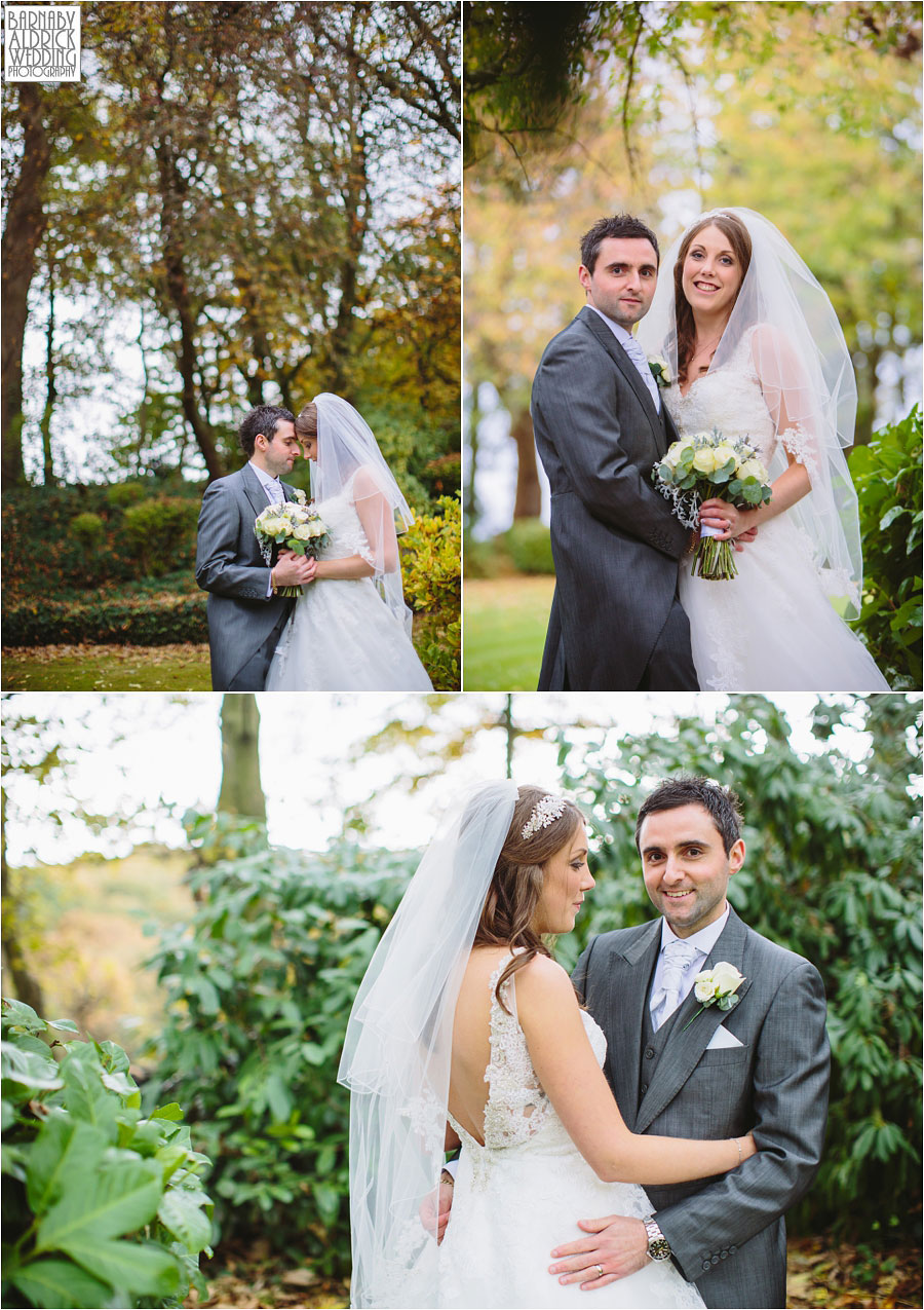 Wedding Photography at Woodlands Hotel in Leeds Yorkshire