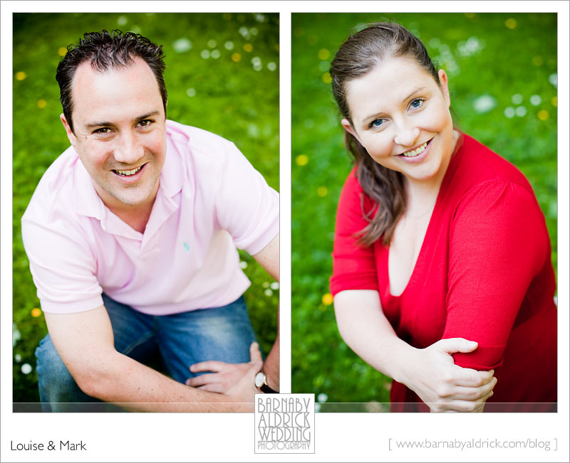 Louise and Mark [© Barnaby Aldrick 2009]