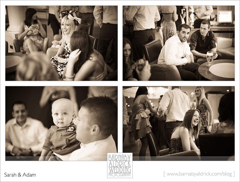 Sarah & Adam [© Barnaby Aldrick UK Wedding Photography]