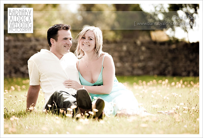 Clare & Paul pre wedding photography by Barnaby Aldrick © 2009