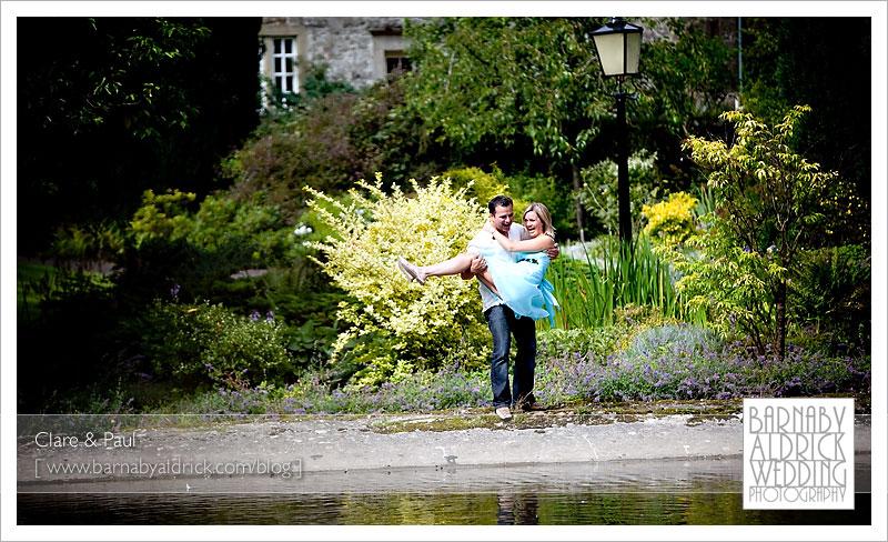 Clare & Paul pre wedding photography by Barnaby Aldrick © 2009