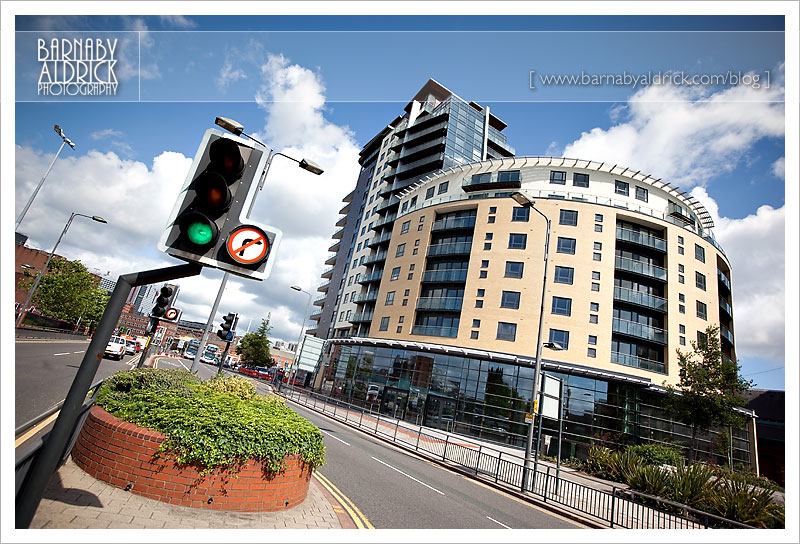 Leeds Guide Magazine Photography [© Barnaby Aldrick 2009]