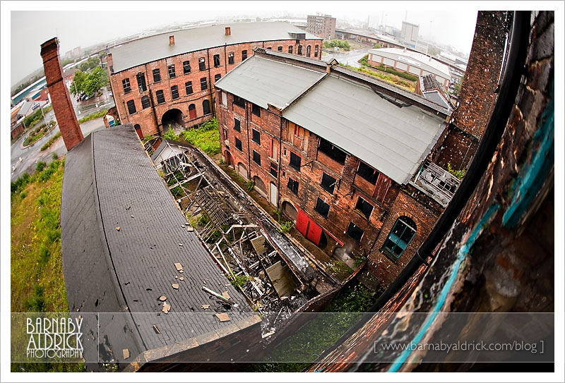 Urban Exploration [© Barnaby Aldrick Photography 2009]