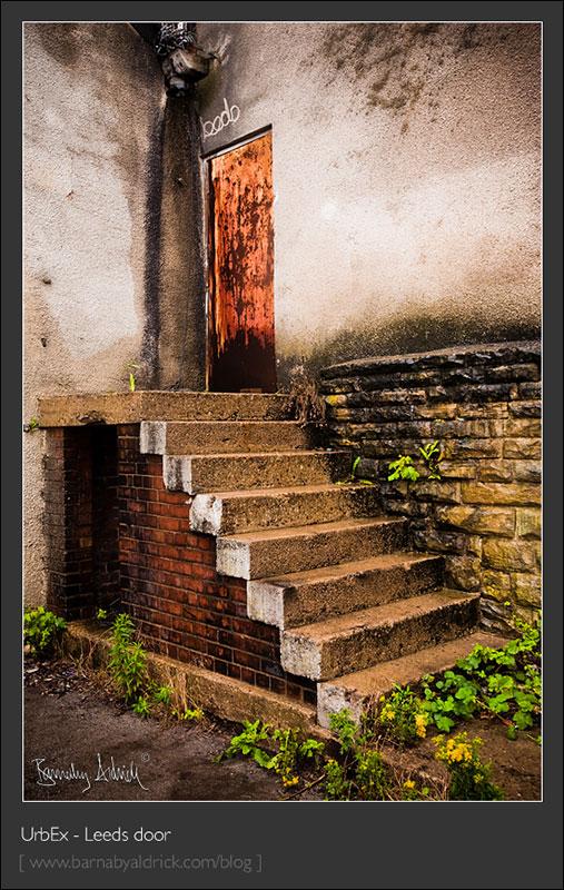 Urban Exploration [© Barnaby Aldrick 2009]