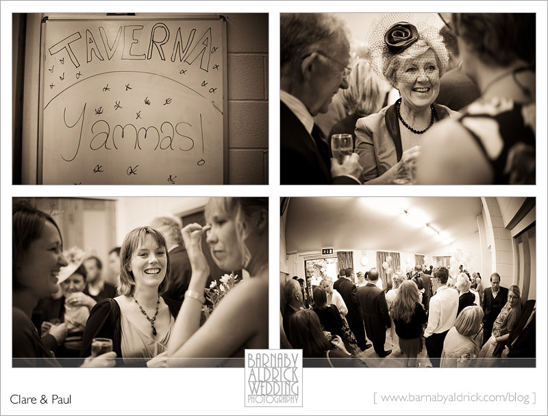 Clare & Paul's Yorkshire Dales Wedding Photography by Barnaby Aldrick