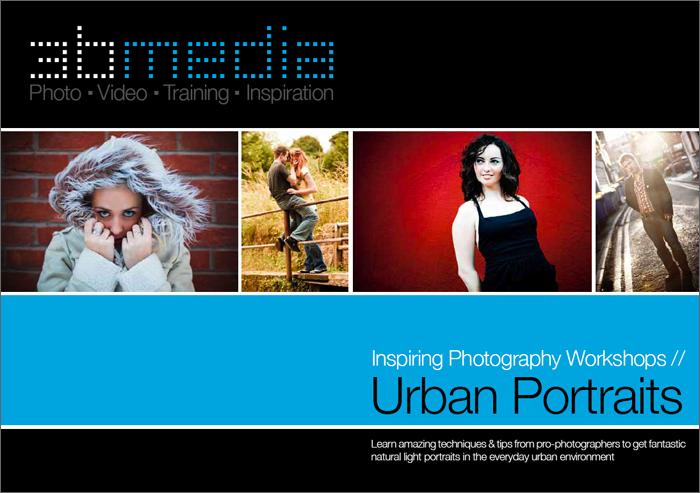 3B Media Inspiring Photography workshops // Urban Portraits