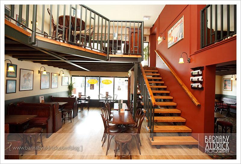 Arcadia Bar, headingley by Barnaby Aldrick Photography