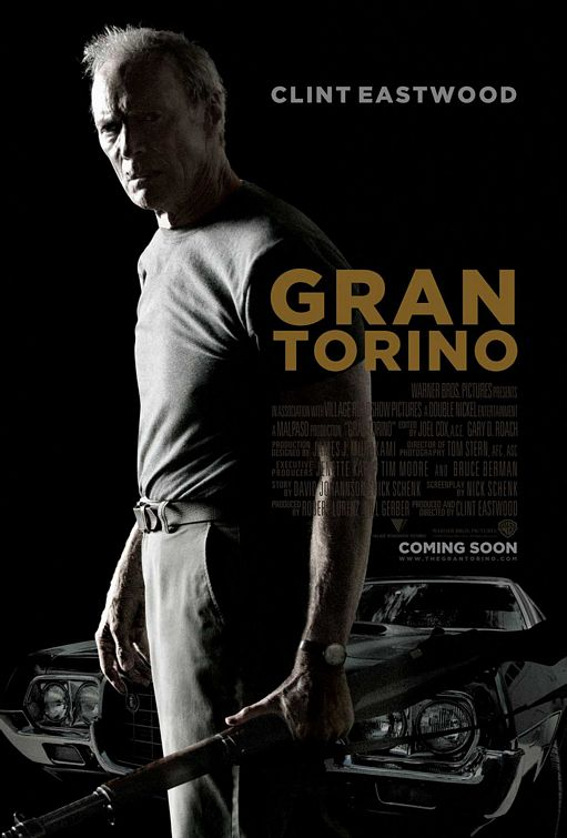 Gran Torino Poster (from Google image search)