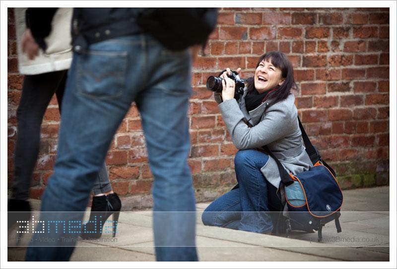 3B Media // Inspiring Photography Workshops - Urban Portraits
