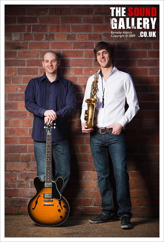 George Grant Duo 001