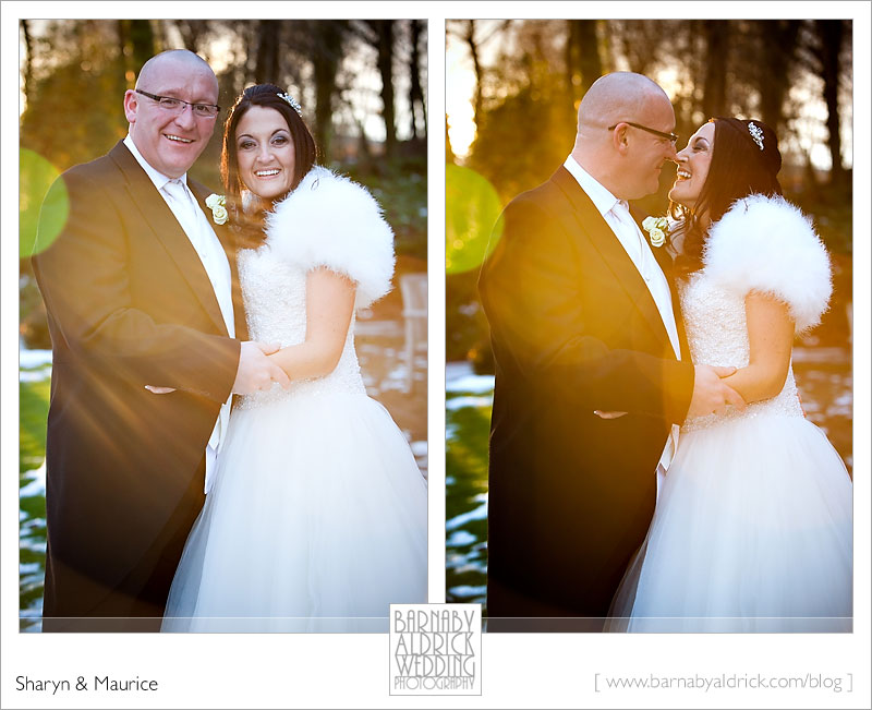 Sharyn & Maurice's Wedding Photography at Woodlands Hotel by Barnaby Aldrick