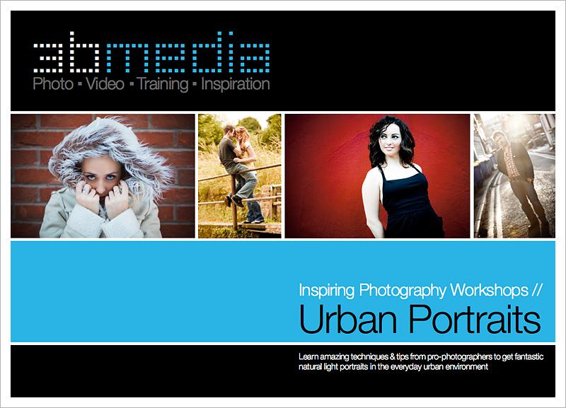 3B Media // Insipring Photography Workshops • Urban Portraits