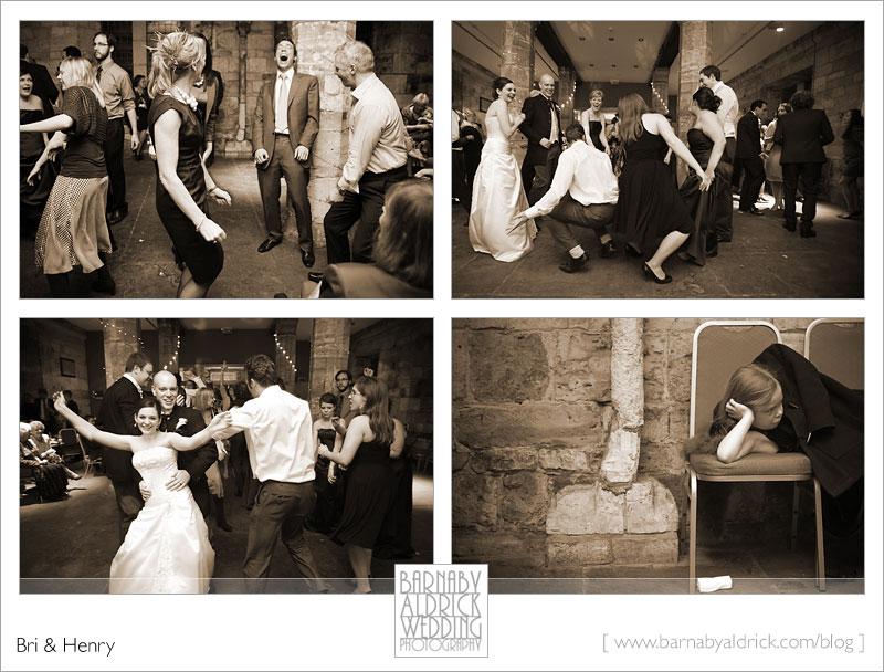Bri & Henry York Hospitium Wedding Photography by Barnaby Aldrick