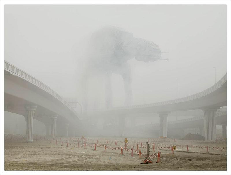 Cedric Delsaux Star Wars The Dark Lens - Barnaby Aldrick Blog