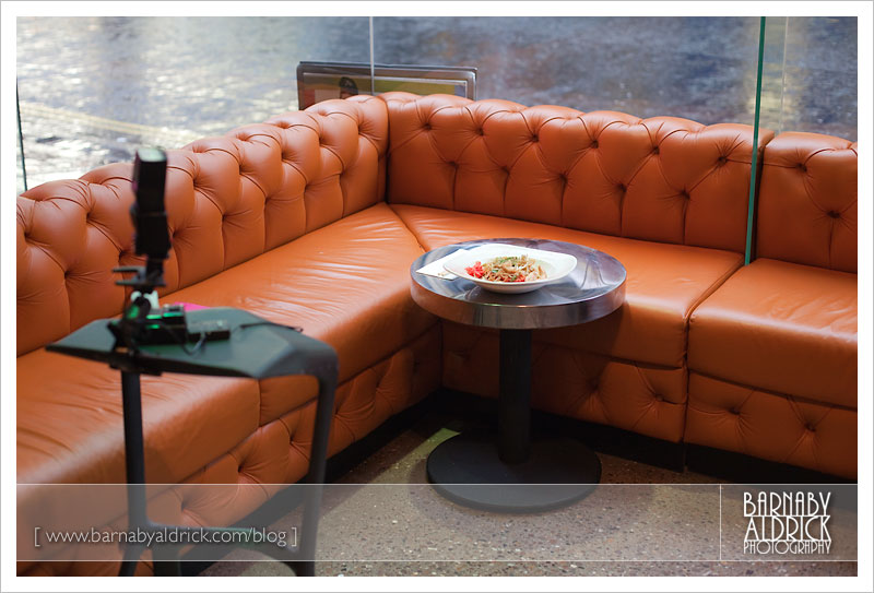 Leeds Guide fashion and food photography by Barnaby Aldrick