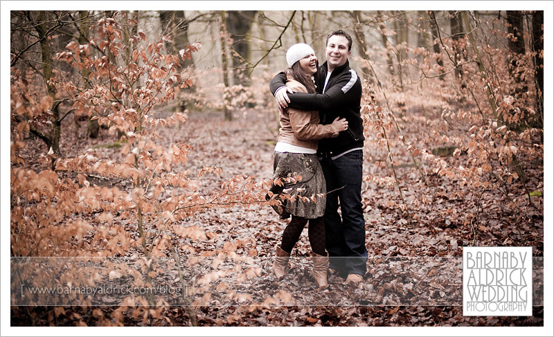 Nina & Mark's Ukranian Pre Wedding Photography by Barnaby Aldrick