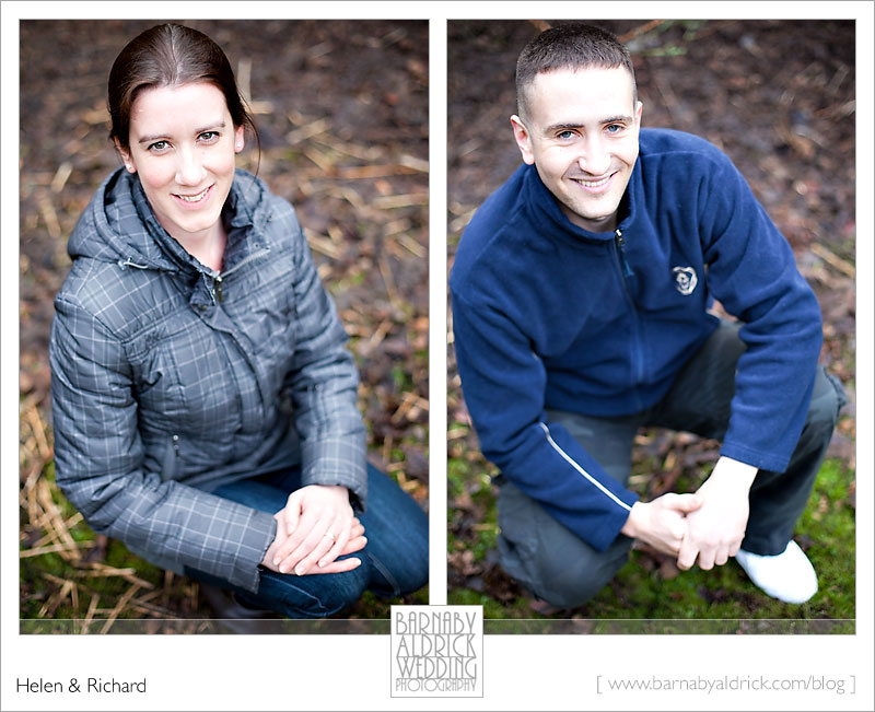 Helen & Richard's Pre-Wedding Photography at Fairfield Manor by Barnaby Aldrick