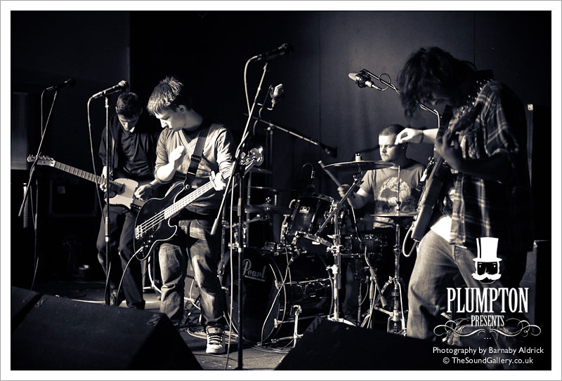 Plumpton Presents BOTB by The Sound Gallery 3