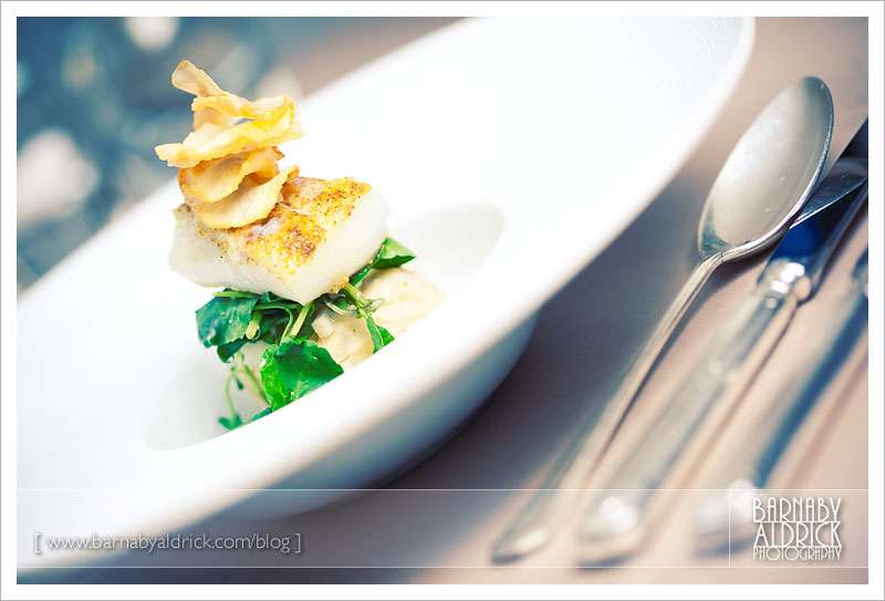 Dine Services Food Photography by Barnaby Aldrick