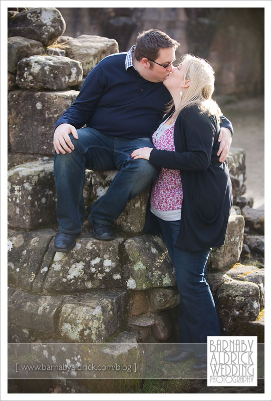 Erica & Dave - Pre-Wedding Photography by Barnaby Aldrick