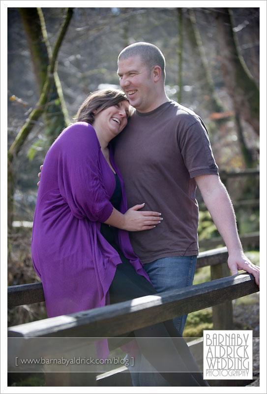 Rachel & Iain - Pre-Wedding Photography by Barnaby Aldrick