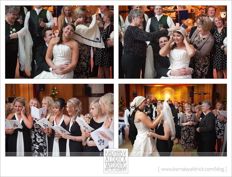 Nina & Mark's Ukranian Wedding Photography by Barnaby Aldrick