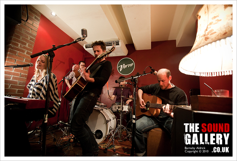 The Sunday Service - Leeds Music Photography by Barnaby Aldrick