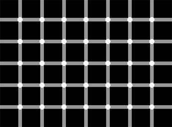 Black Dots illusion Barnaby Aldrick Wedding Photography Blog