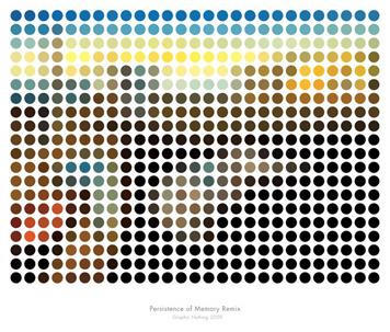 Salvador Dali - Persistence of Memory [Remix] Barnaby Aldrick Wedding Photography blog