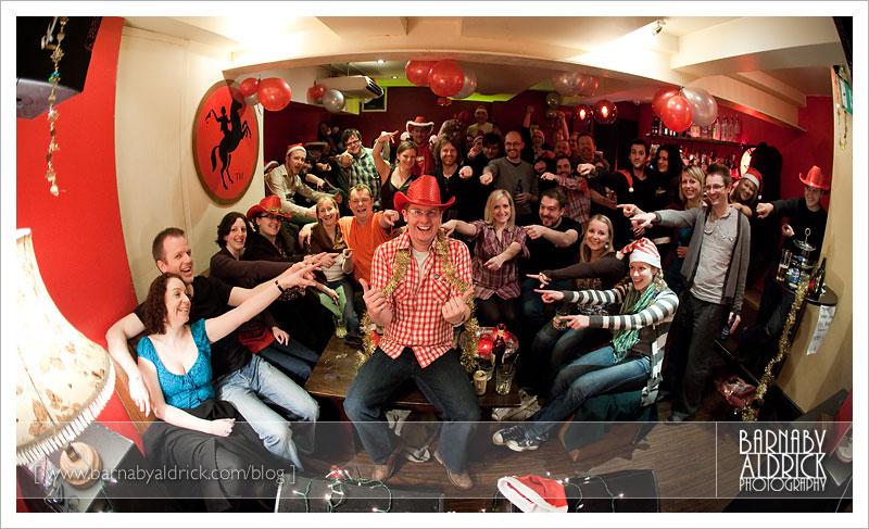 Christmas Photos by Barnaby Aldrick 2009