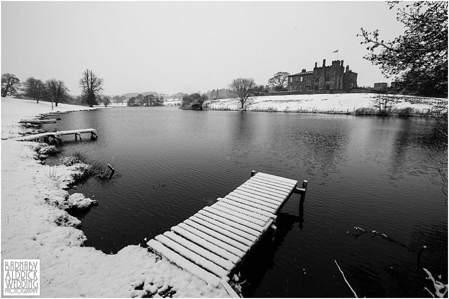 Ripley Castle Snow Wedding [by Barnaby Aldrick Wedding Photography] 002.jpg