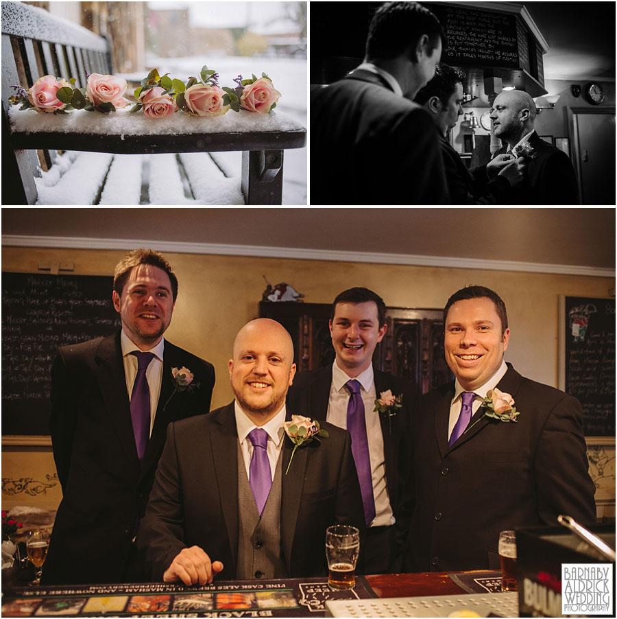 Ripley Castle Snow Wedding [by Barnaby Aldrick Wedding Photography] 020.jpg