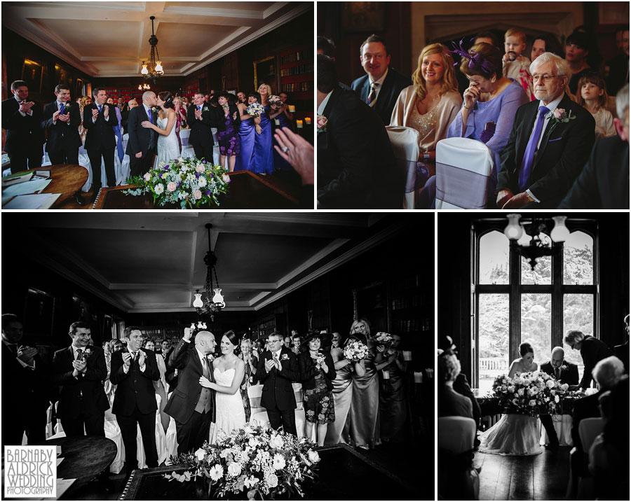 Ripley Castle Snow Wedding [by Barnaby Aldrick Wedding Photography] 036.jpg