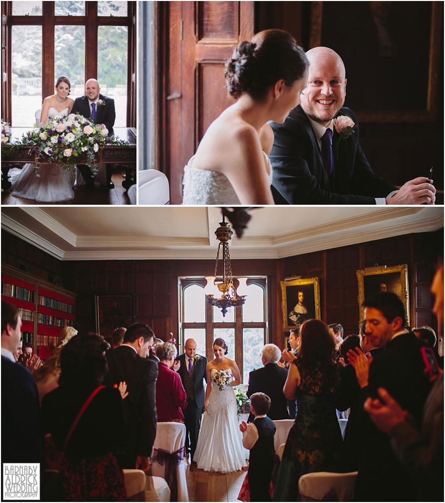 Ripley Castle Snow Wedding [by Barnaby Aldrick Wedding Photography] 037.jpg