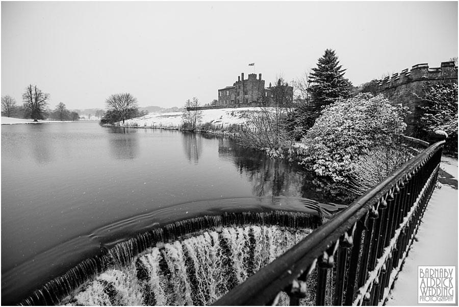 Ripley Castle Snow Wedding [by Barnaby Aldrick Wedding Photography] 055.jpg