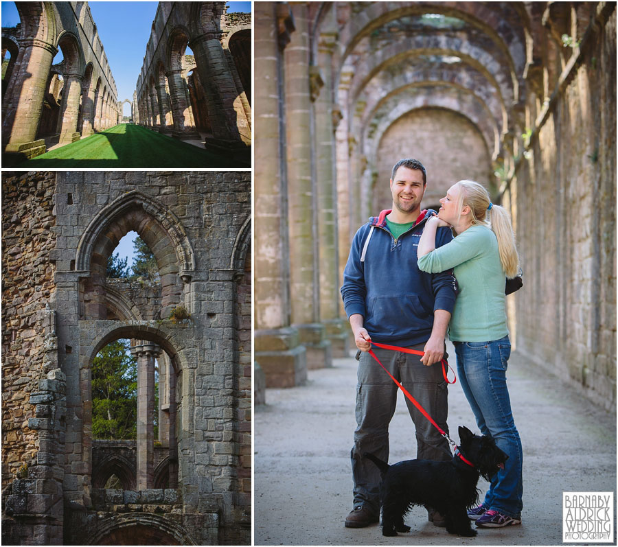 Fountains Abbey Pre-Wedding Photography 013.jpg