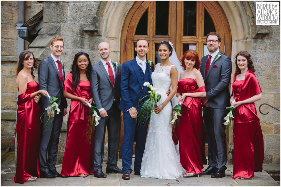 Midland Hotel Bradford Cathedral Wedding Photography by Barnaby Aldrick 044.jpg