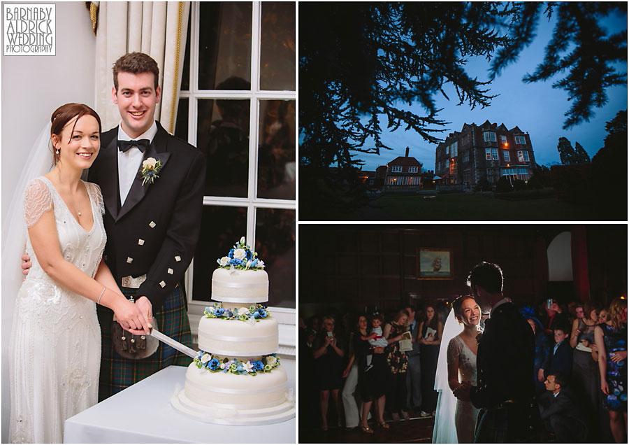 Goldsborough Hall Wedding Photography,Yorkshire Wedding Photographer Barnaby Aldrick,