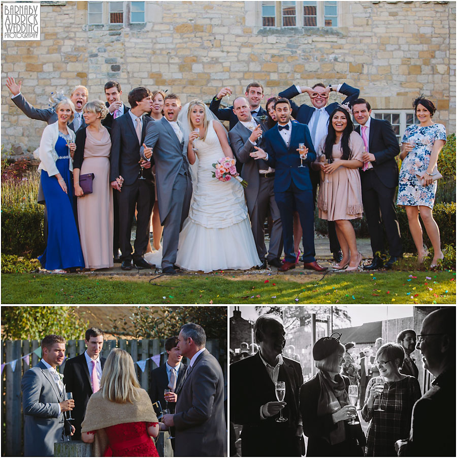 Priory Cottages Wedding Photography Yorkshire