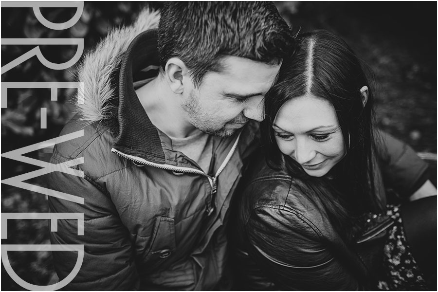 Pre-wedding Photography from Heaton Mount in Bradford, in March 2015