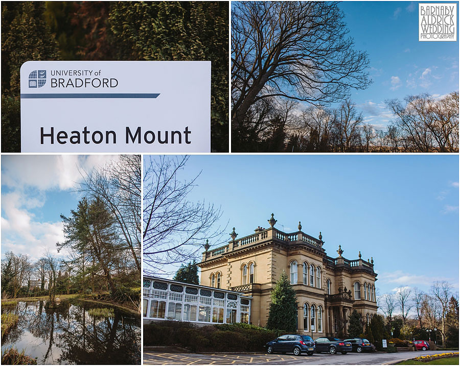 Heaton Mount Pre Wedding Photography 002
