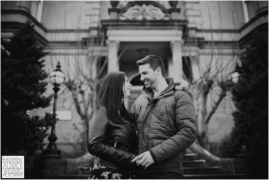 Heaton Mount Pre Wedding Photography 009
