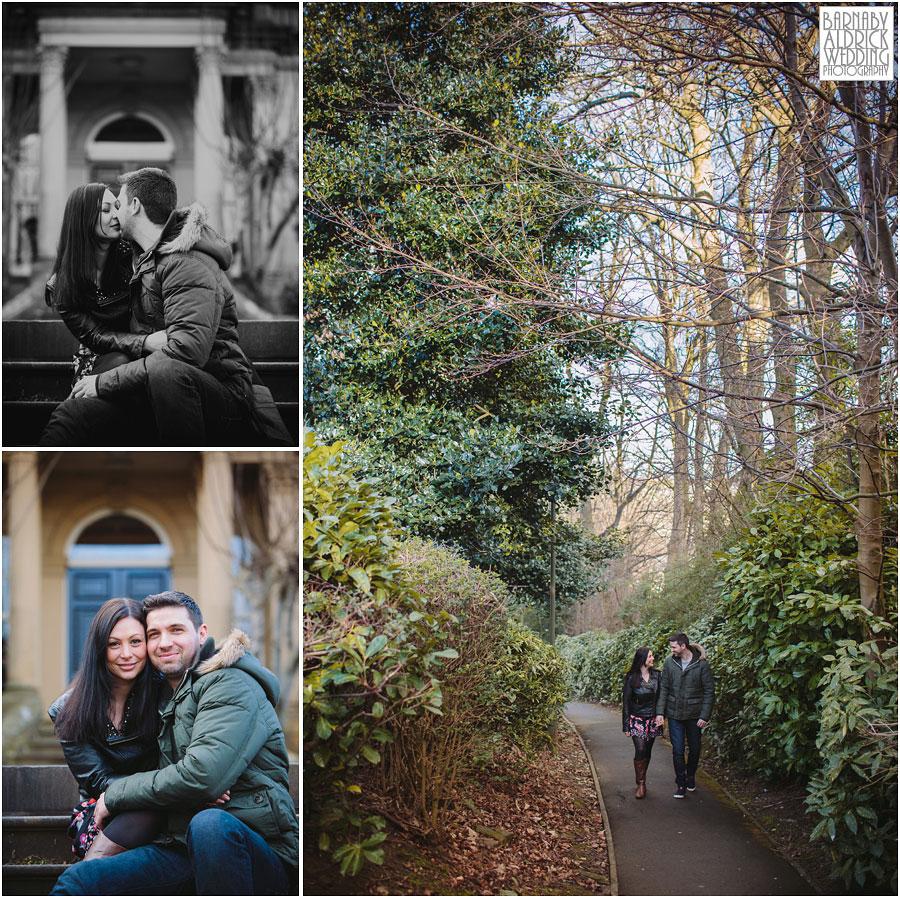 Heaton Mount Pre Wedding Photography 011