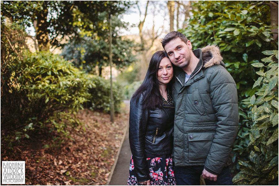 Heaton Mount Pre Wedding Photography 012
