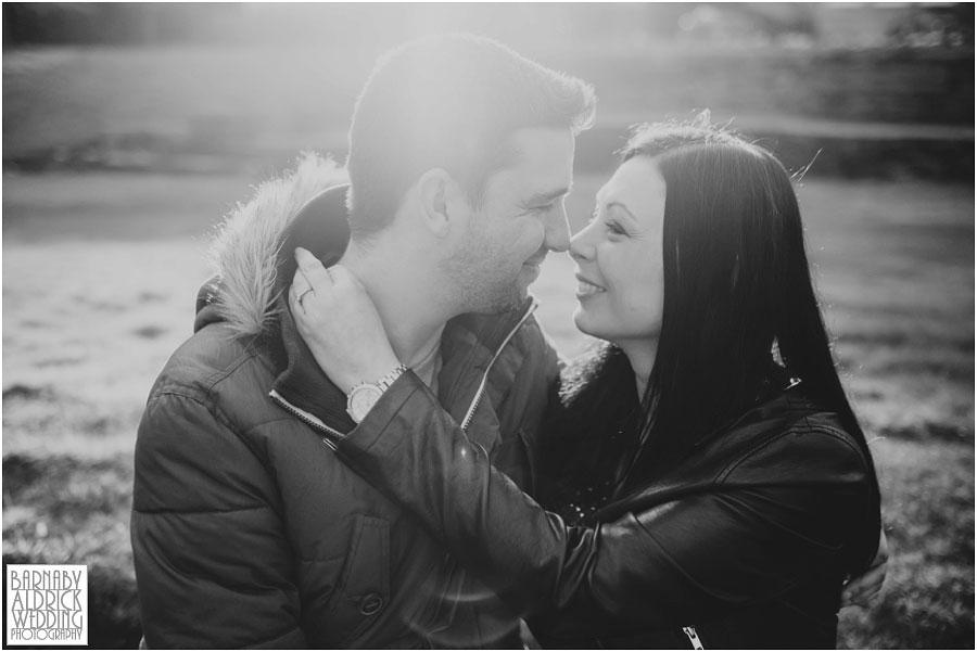 Heaton Mount Pre Wedding Photography 013