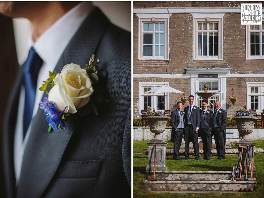Wedding Photography at Buckland Tout Saints South Devon, Devon Wedding Photographer Barnaby Aldrick, Dartmouth Wedding; Kingswear Devon Wedding, 027