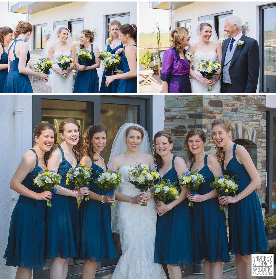 Wedding Photography at Buckland Tout Saints South Devon, Devon Wedding Photographer Barnaby Aldrick, Dartmouth Wedding; Kingswear Devon Wedding, 042