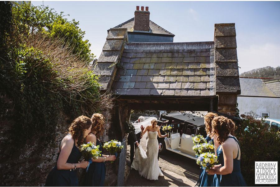 Wedding Photography at Buckland Tout Saints South Devon, Devon Wedding Photographer Barnaby Aldrick, Dartmouth Wedding; Kingswear Devon Wedding, 046