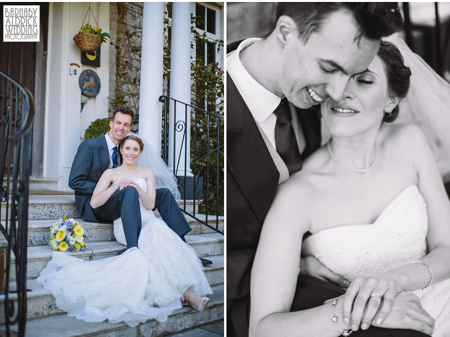 Wedding Photography at Buckland Tout Saints South Devon, Devon Wedding Photographer Barnaby Aldrick, Dartmouth Wedding; Kingswear Devon Wedding, 076